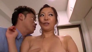 Fabulous Japanese chick Kaori in Horny Doggy Style, Big Tits JAV video
