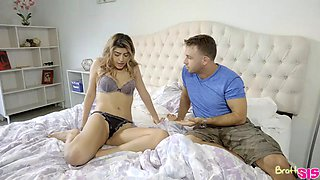 step brother caught step sister masturbating xxxmax.net