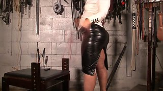 Mistress instructs you to jerk off