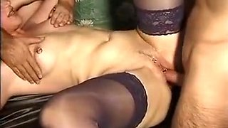 Amazing Homemade video with Stockings, Piercing scenes