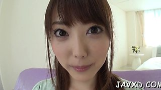 clit stimulated so well asian segment 4