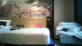 Hong Kong Hotel Threesome