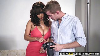 Brazzers - Pornstars Like it Big - The Headshot scene starring Isis Love and Danny D
