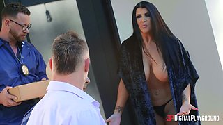 Charles Dera & Romi Rain in Killer Wives Episode 1 - DigitalPlayground
