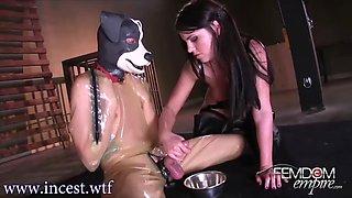 femdom adriana dominates boy toy