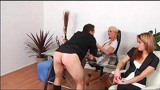BRITISH :- ABUSED JOB INTERVIEW -: Femdom -:ukmike vid