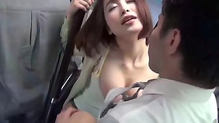 Fuck on the bus