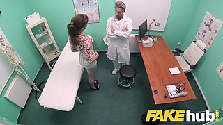 fake hospital dirty docs big dick loves patients tight pussy
