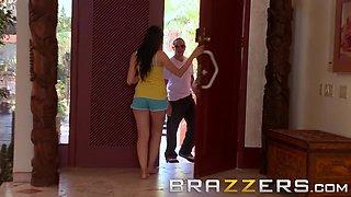 Teens like it BIG - Megan Foxx- Hurry Fuck Me Mom Is Here - Brazzers