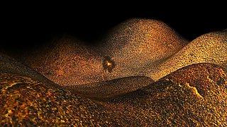 3D Animation. Planet of Vixxen