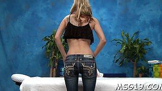 flexible gal enjoys insertion teen video 4