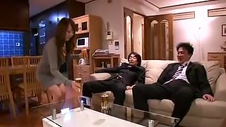 japanese wife cheating (part 1 )