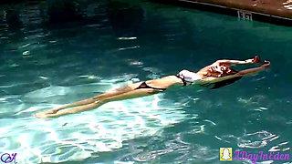 POV Public Pool Sex : A Preview