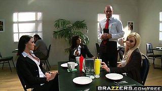 Brazzers - Pornstars Like it Big -  Reservoir