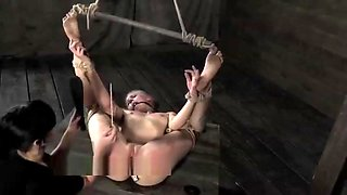 Flexible Dancer Dominated  Examined with a Speculum by Elise Graves