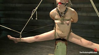 Slave Training of Chastity LynnDay 1-Finding her purpose - TheTrainingofO