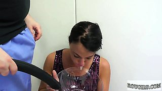 Extreme old fisting and bondage tease denial edging Talent H