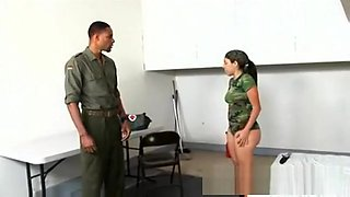 Latina Army solider gets punishment for being late
