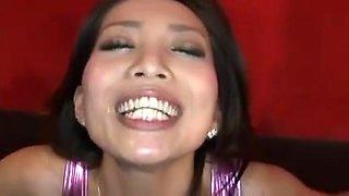 Oriental Beauties Filled Throat 82