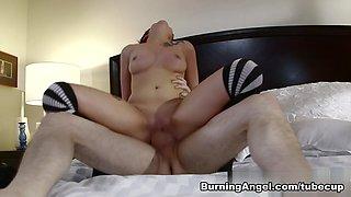 Hottest pornstar Wolf Hudson in Exotic Emo, Redhead adult clip
