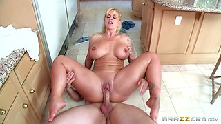 Ryan Conner & Bill Bailey in Take A Seat On My Dick - Brazzers