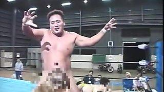 AVWD-003 - Japanese Adult Video Wrestling part 1