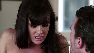 Stacked MILF Lisa Ann gives this guy a ride he won't soon forget