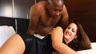 Black cock loving cougars