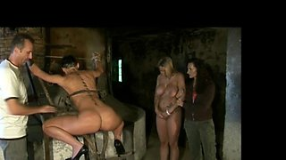 punishment in the barn