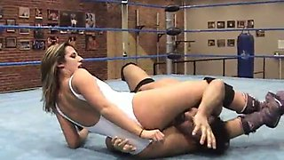 Mixed wrestling p2