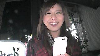 Exotic Japanese chick in Amazing Masturbation, Hardcore JAV movie