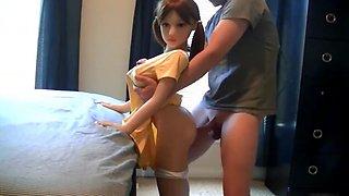 Teeny doll piper