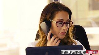 DigitalPlayground - My Wifes Hot Sister Episode Chanel Pre