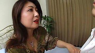 Incredible Japanese model in Fabulous Big Tits, Uncensored JAV movie