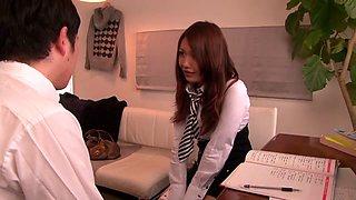 Nana Konishi in Glamorous Home Teacher part 1.1
