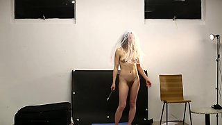 Naked on Stage Bride 101 March