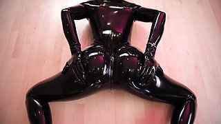 Reflective Desire - Latex Yoga