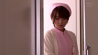 Exotic Japanese model Tina Yuzuki in Fabulous Nurse JAV scene