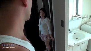 Hatano yui the horny wife of son