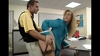 Fucking at work and with friend and boss
