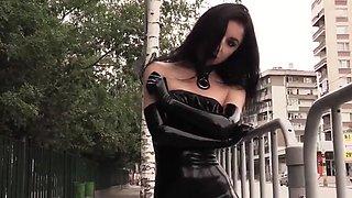 Hot Got Slut in Latex
