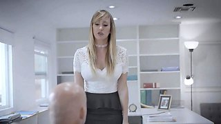 Brett banging with her boss