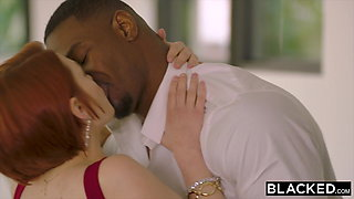 BLACKED Bree Daniels Can't Wait For BBC While Husband Is Gon