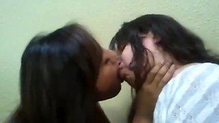 Kissing Lesbian Girls 12