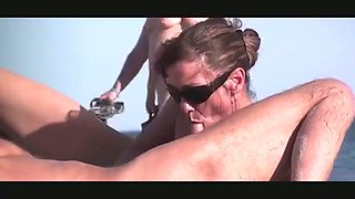 Undressed Beach - Hawt Couples - Sexy Public Playing