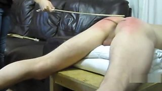 Cruel Ass punishment by Femdom Julia