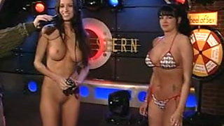 Howard stern - E! show - Anal ring toss uncensored
