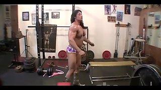 Tc nude workout