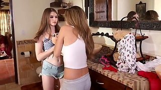Bad not Step sisters Kimmy Granger and Alice March