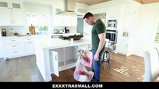 ExxxtraSmall - Fucking Flexible Petite Babe